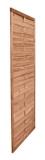 Panel lamelowy to konstrukcja w ramie o grubości 2 cm