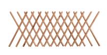 Płot drewniany myśliwski 100x250x4,6