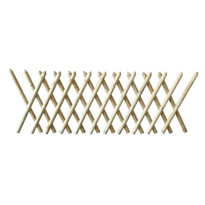 Płot drewniany myśliwski 60x250x4,6