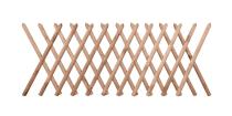 Płot drewniany myśliwski 80x250x4,6