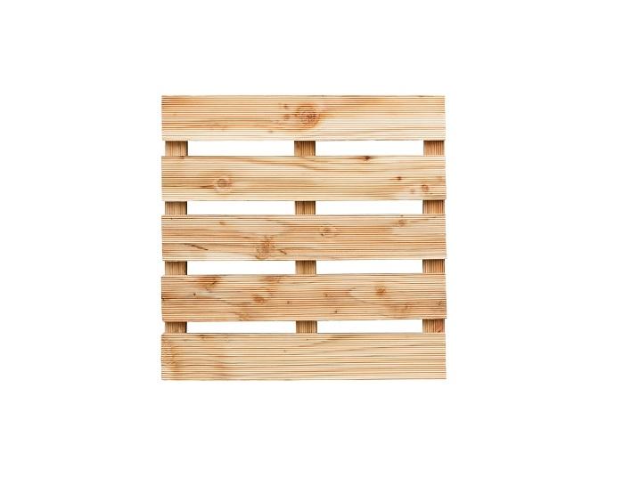 Podest Drewniany Tarasowy 40x40x34 Modrzew