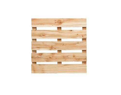 Podest drewniany tarasowy 40x40x3,4 modrzew