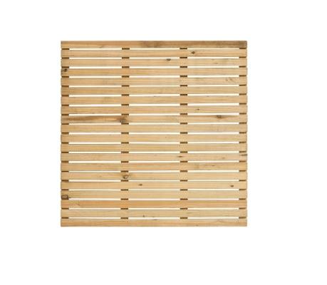 Podest tarasowy drewniany 100x100x2,4