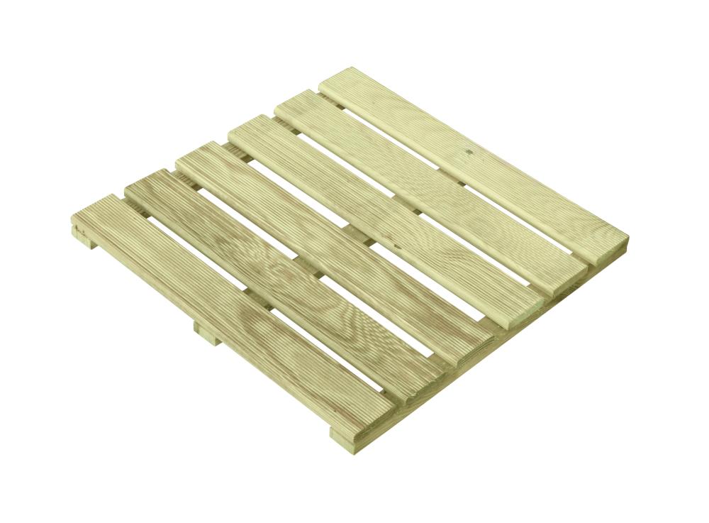 Podest tarasowy drewniany 40x40x2,4