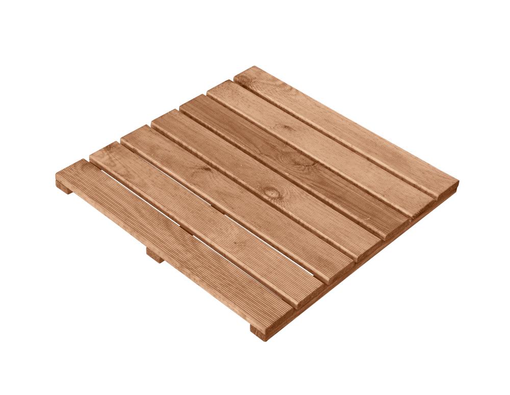Podest tarasowy drewniany 50x50x3