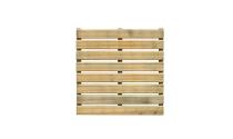 Podest tarasowy drewniany strugany 50x50x2,4