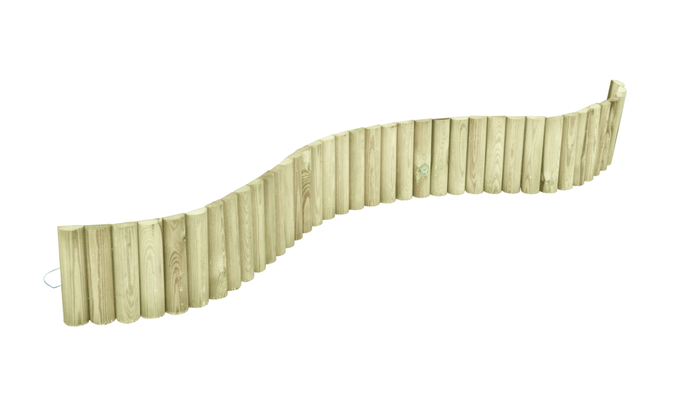 Rollborder prosty 180x20 23x46 zielony