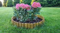 Rollborder do wykorzystania jako obrzeże rabatowe lub trawnikowe