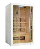 Sauna infrared EA2R 120x105 biały
