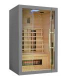 Sauna infrared EA2R 120x105 szary