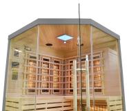 Sauna to pomieszczenie, które pomoże się zrelaksować i zachować zdrowie