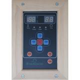 Kontroluj czas i temperaturę korzystając z sauny