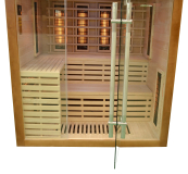 Sauna niskotemperaturowa, bez pary