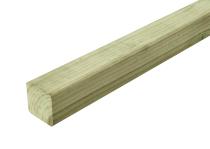 Krawędziak drewniany - zbuduj ogrodzenie