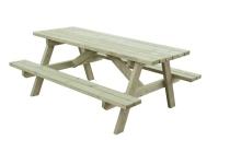Stół piknikowy STRONG, blat 4 cm