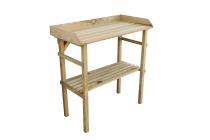 Stół warsztatowy 80x40x80 cm drewniany