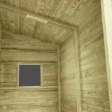 Domek drewniany do samodzielnego montażu