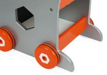 Drewniane zabawki Janod - piekne wzornictwo i dbałość o detale