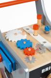 Wózek warsztatowy Brico to zabawka dla dzieci od 1,5 roku