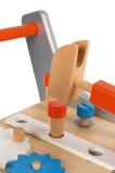 Młotek, śrubki, wkręty w formie zabawek - idealny prezent dla małych chłopców