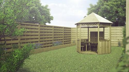 Altany ogrodowe – centrum przyjemności w Twoim ogrodzie