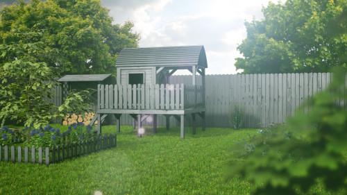 Jak zabezpieczyć ogrodowe rabaty?